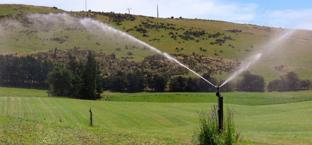 IPC solid set irrigation control