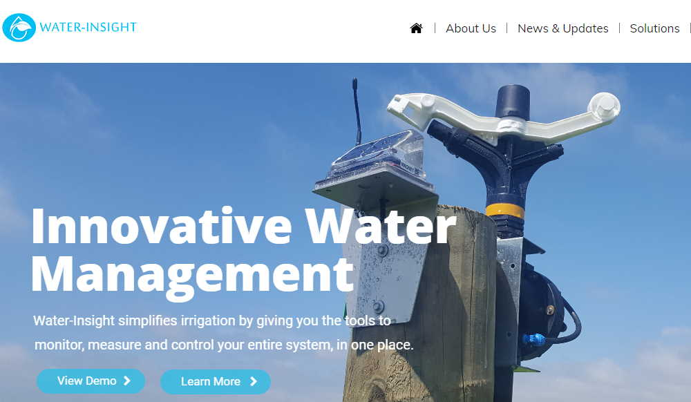 Water-Insight home-page